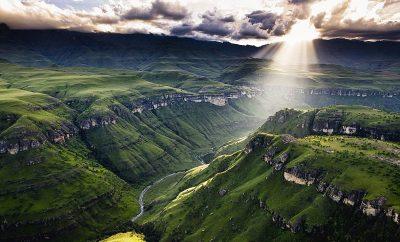 Drakensberg Mountains Fun