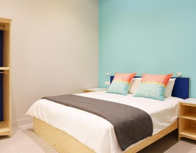 Interior Double Room – MOJO Hotel Sea Point