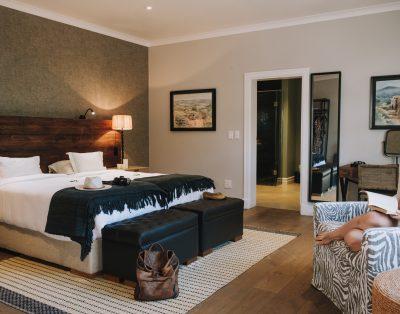 Babanango Game Reserve Family Room Accommodation