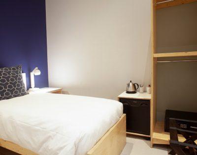 Interior Twin Room – MOJO Hotel Cape Town