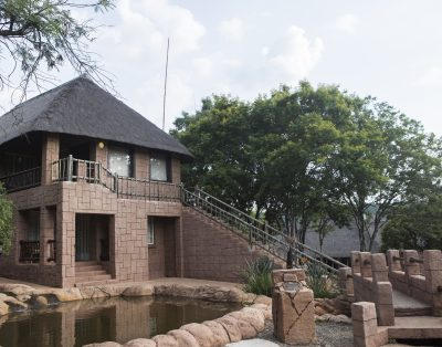 Mountain Lodge Standard Double Room – Zebra Country Lodge