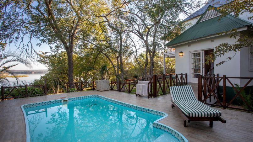 Luxury Family Villa – The River Club Zambezi River