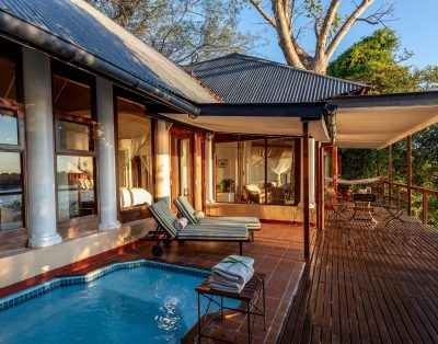 Luxury Family Suite – The River Club Livingstone