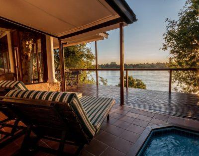 Luxury River Suite – The River Club Zambia