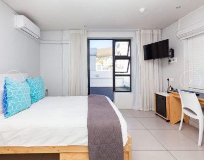 Double Room Terrace – MOJO Hotel
